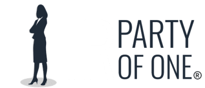 HR Party of One logo